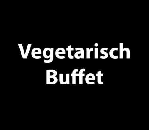 Vegetarisch stamppot buffet