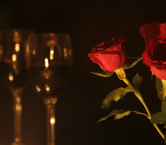 Gourmet Valentijnsdag!