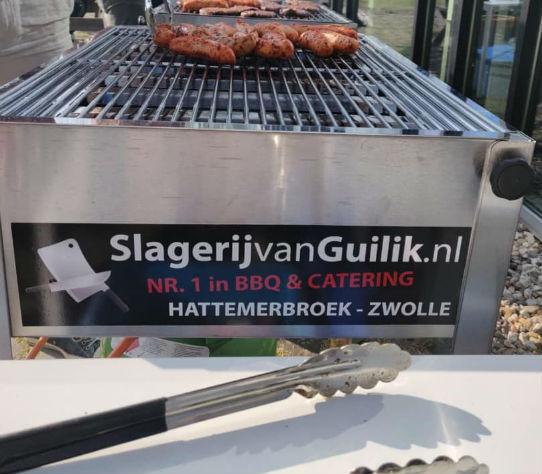 Wat heb ik nodig bij een barbecue