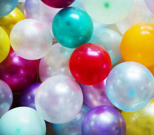 Hapjes op de verjaardag