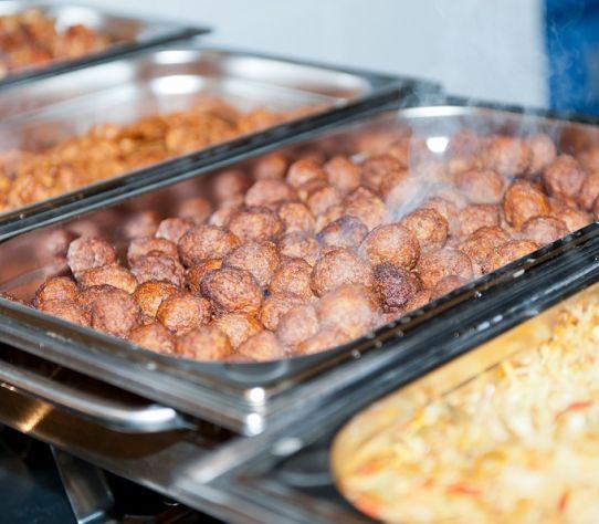 zakelijke catering buffet