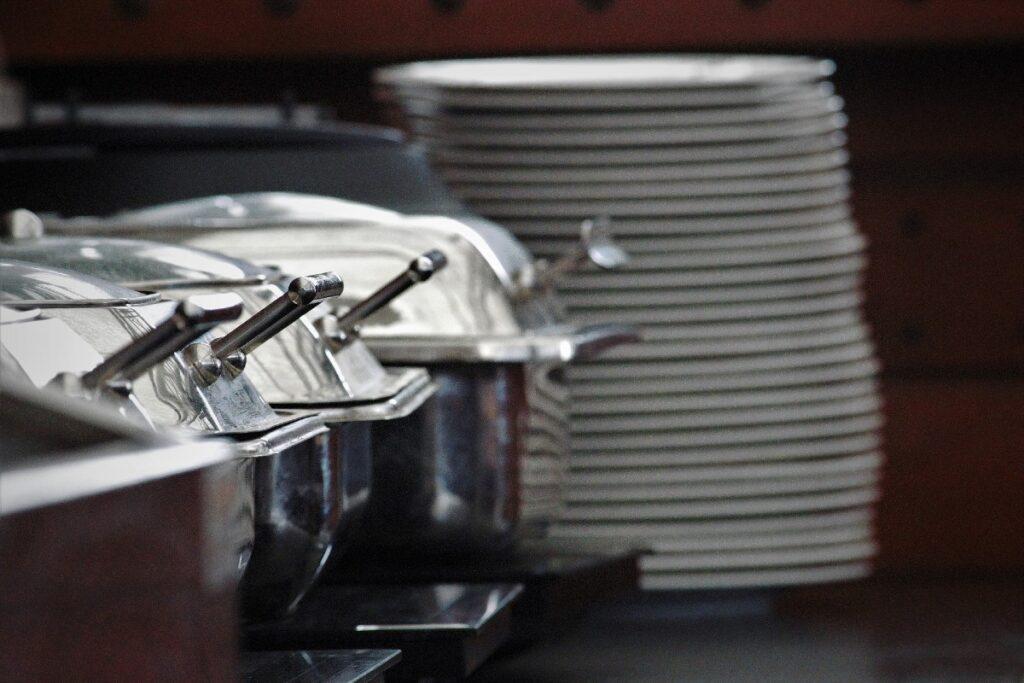 zakelijke catering buffet bestellen