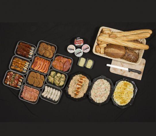 samenstelling barbecuepakket