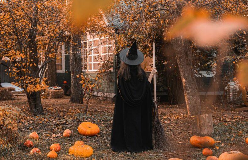 hapjes halloween feest