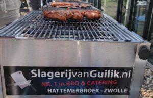 Barbecue Slagerij van Guilik zomer